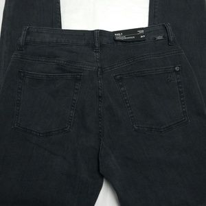 DL1961 Jeans - DL1961 No. 1 Trimtone High Rise Jeans in Battle